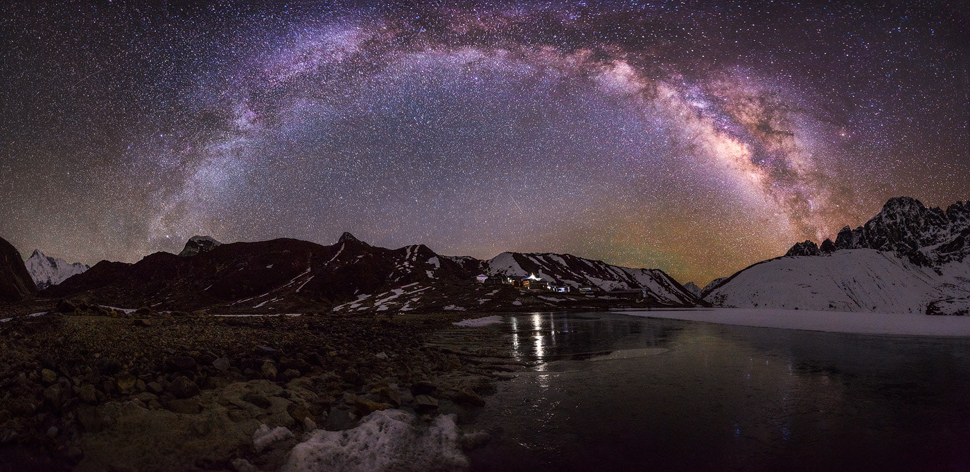 Photograph Himalayan Nights by Dylan Gehlken on 500px
