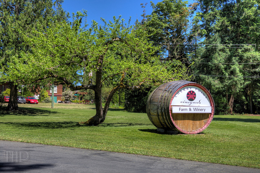 Photograph Cherry Point Estate Wines by Toad Hollow Photography on 500px