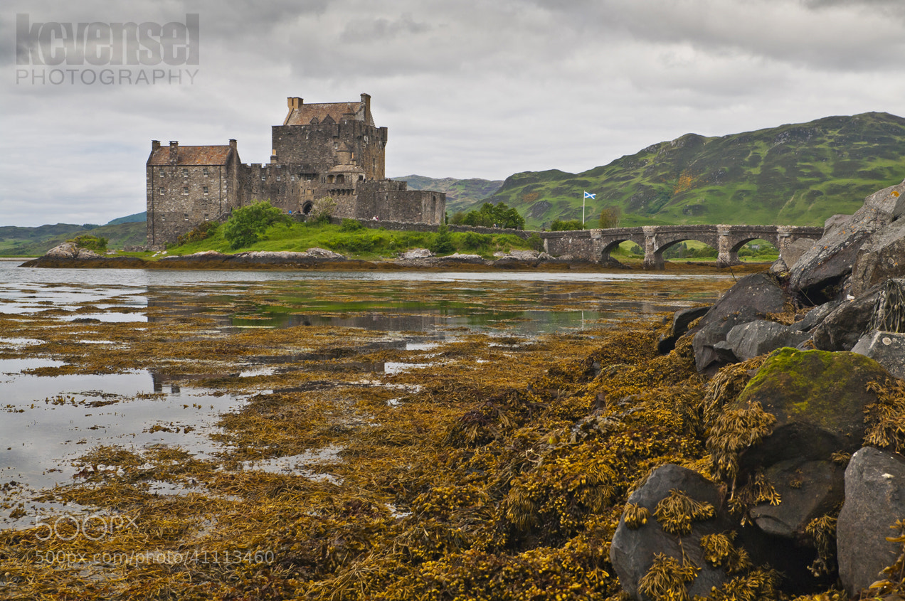 Photograph Eilean Donan Castle by Ken Vensel on 500px