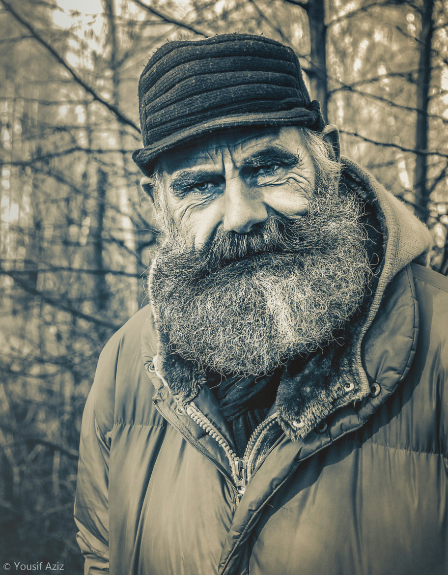 Photograph Belgian old man by Yousif Aziz on 500px