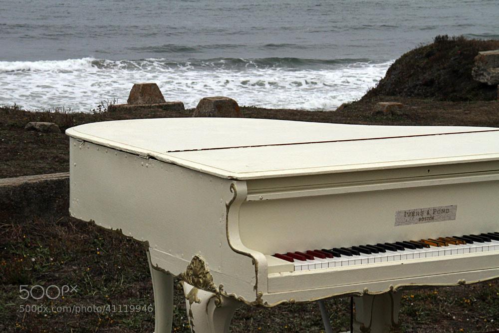 Photograph Half Moon Bay Piano by Steve Maniscalco on 500px