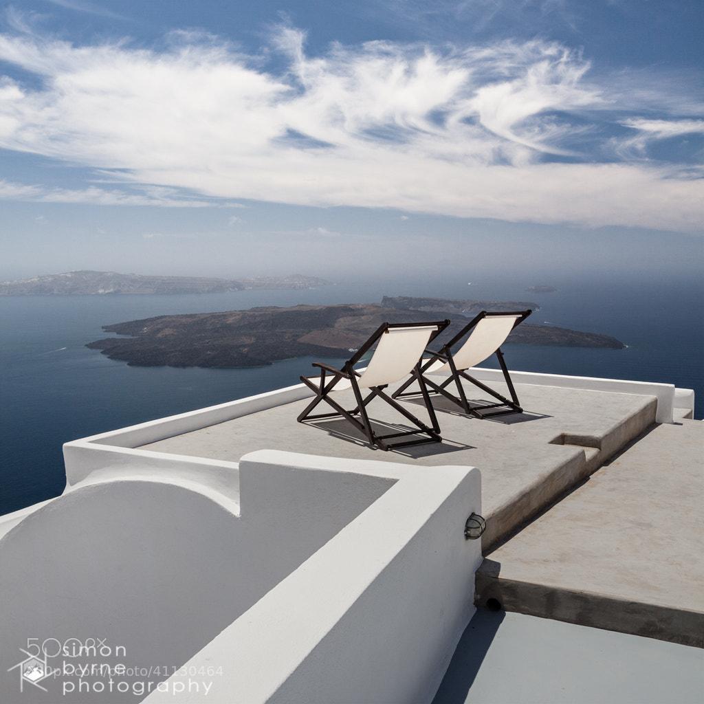Photograph Imerovigli, Santorini by Simon Byrne on 500px
