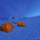Camp Antarctica by Marsel van Oosten