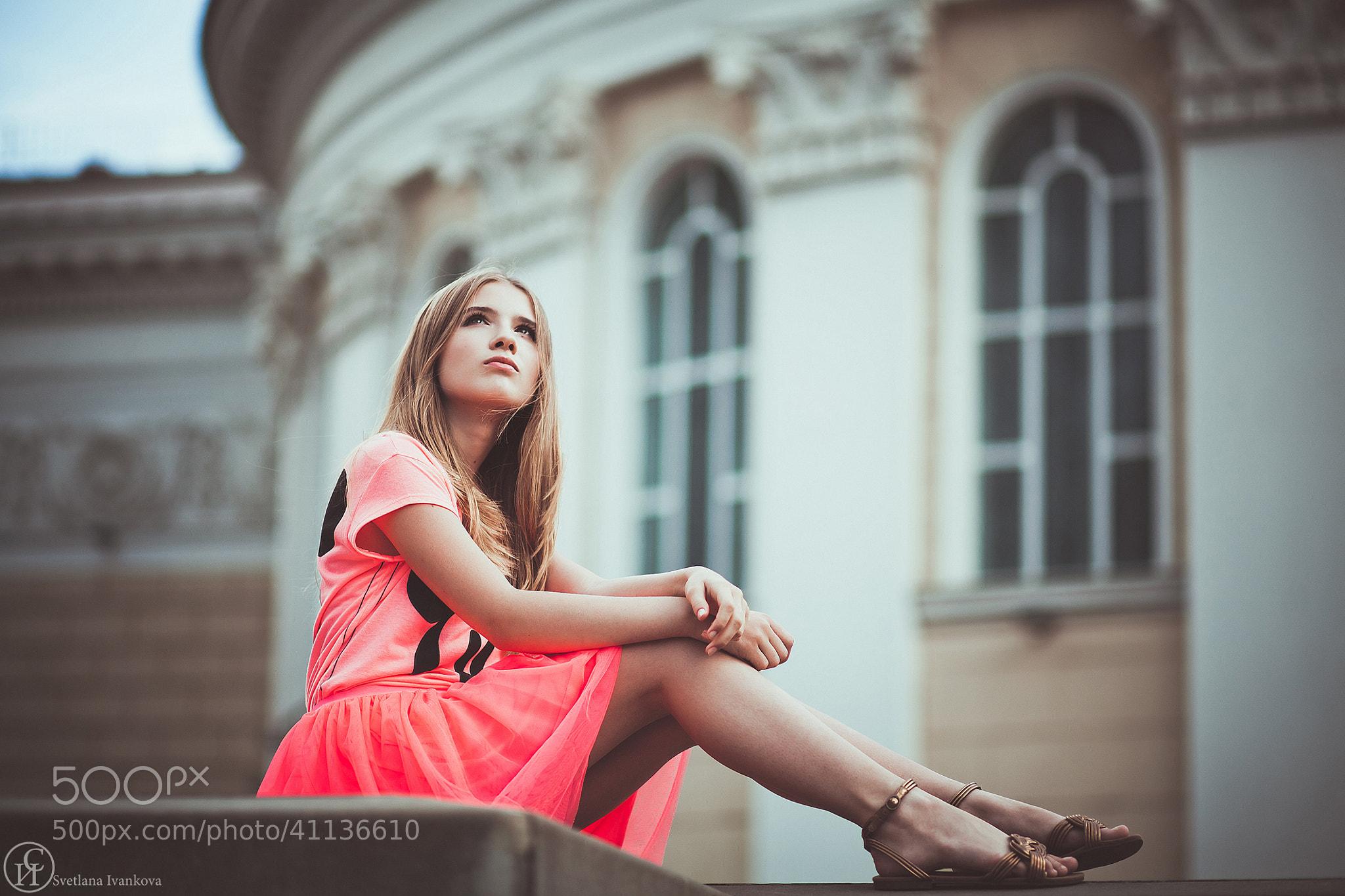 Photograph Julia by Светлана Иванкова on 500px