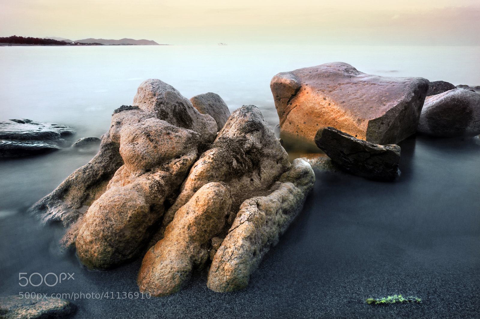 Photograph The hand of rock by Fulvio Mattana on 500px