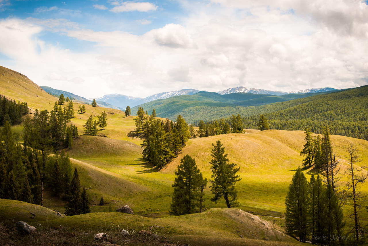 Photograph Mountain meadows by Denis Ukhov on 500px