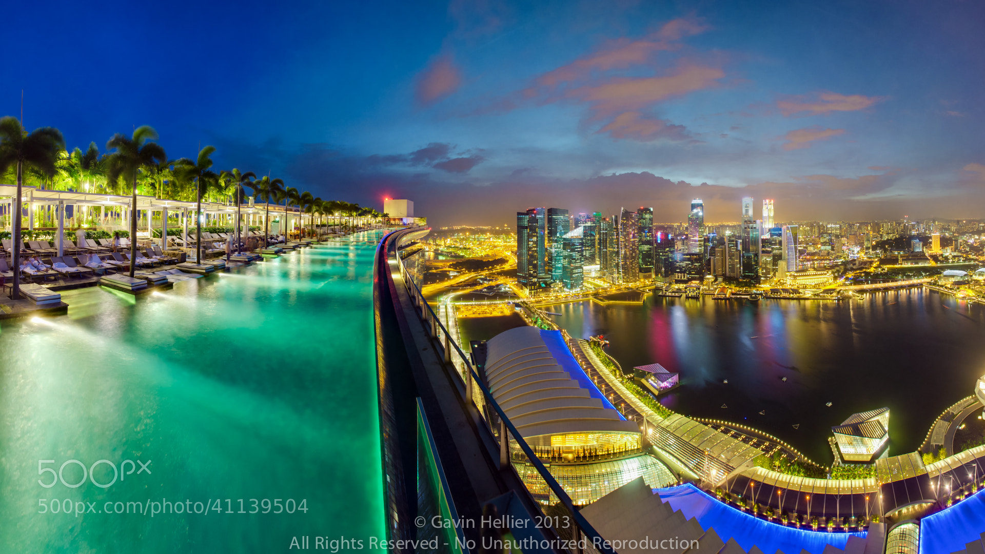Photograph Marina Bay, Singapore, South East Asia by Gavin Hellier on 500px