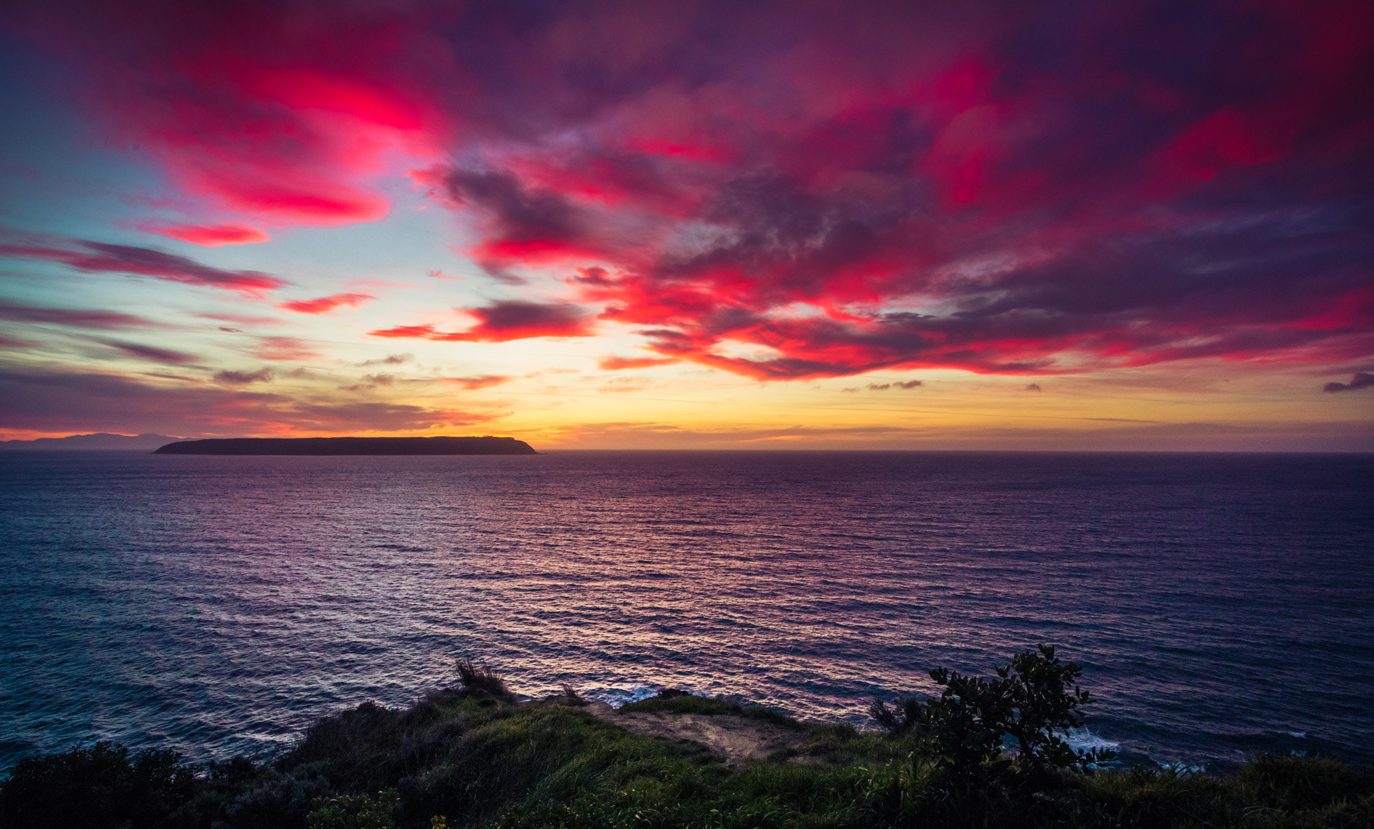 Photograph There Was a Sunset by Stewart Baird on 500px