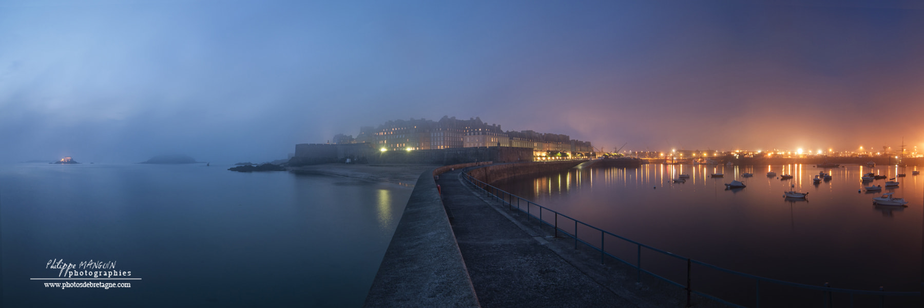 Photograph Saint malo - panoramique by Philippe MANGUIN on 500px