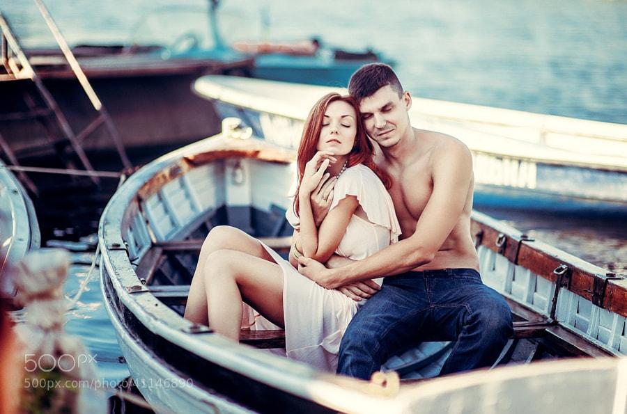 Boat by Сергей Шарков on 500px.com