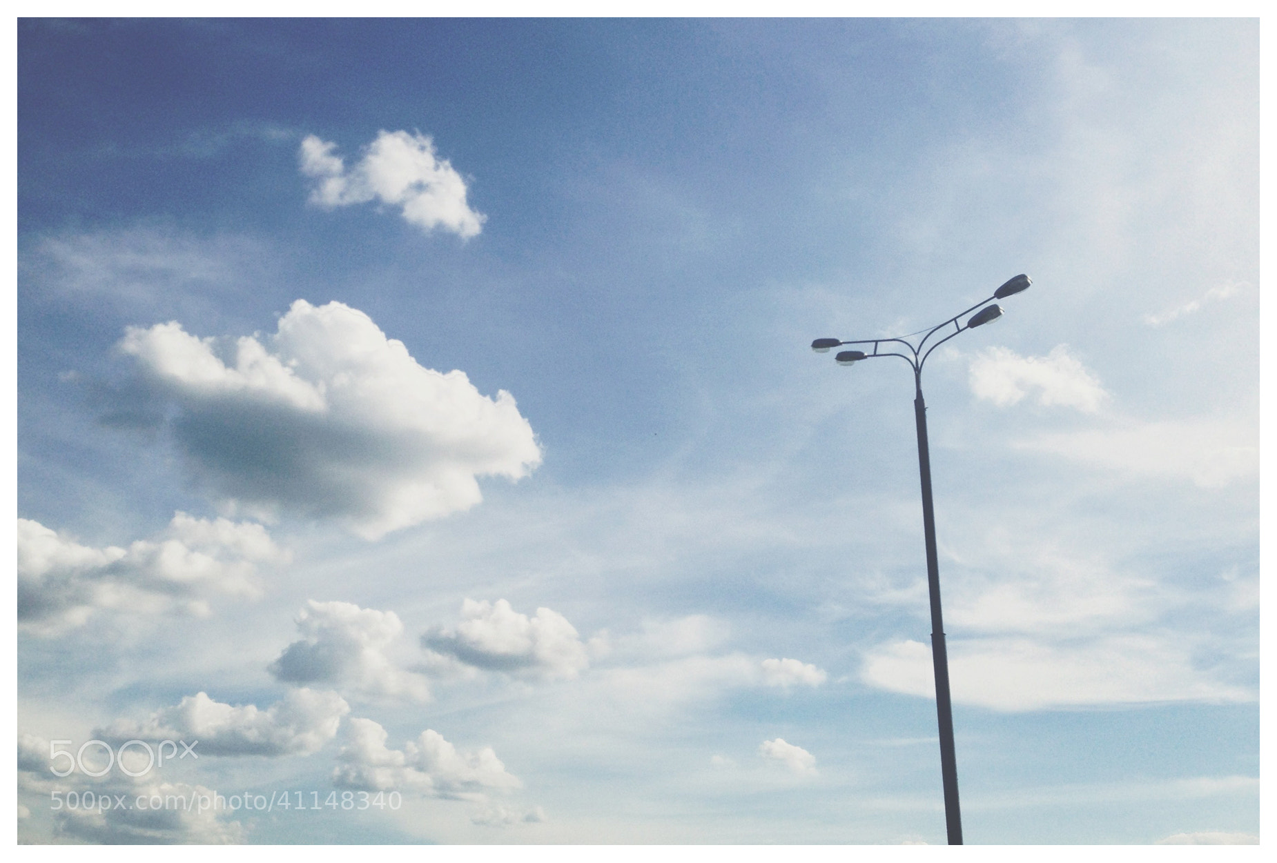 Photograph Fluffy sky (iPhone) by Tim Nazarov on 500px