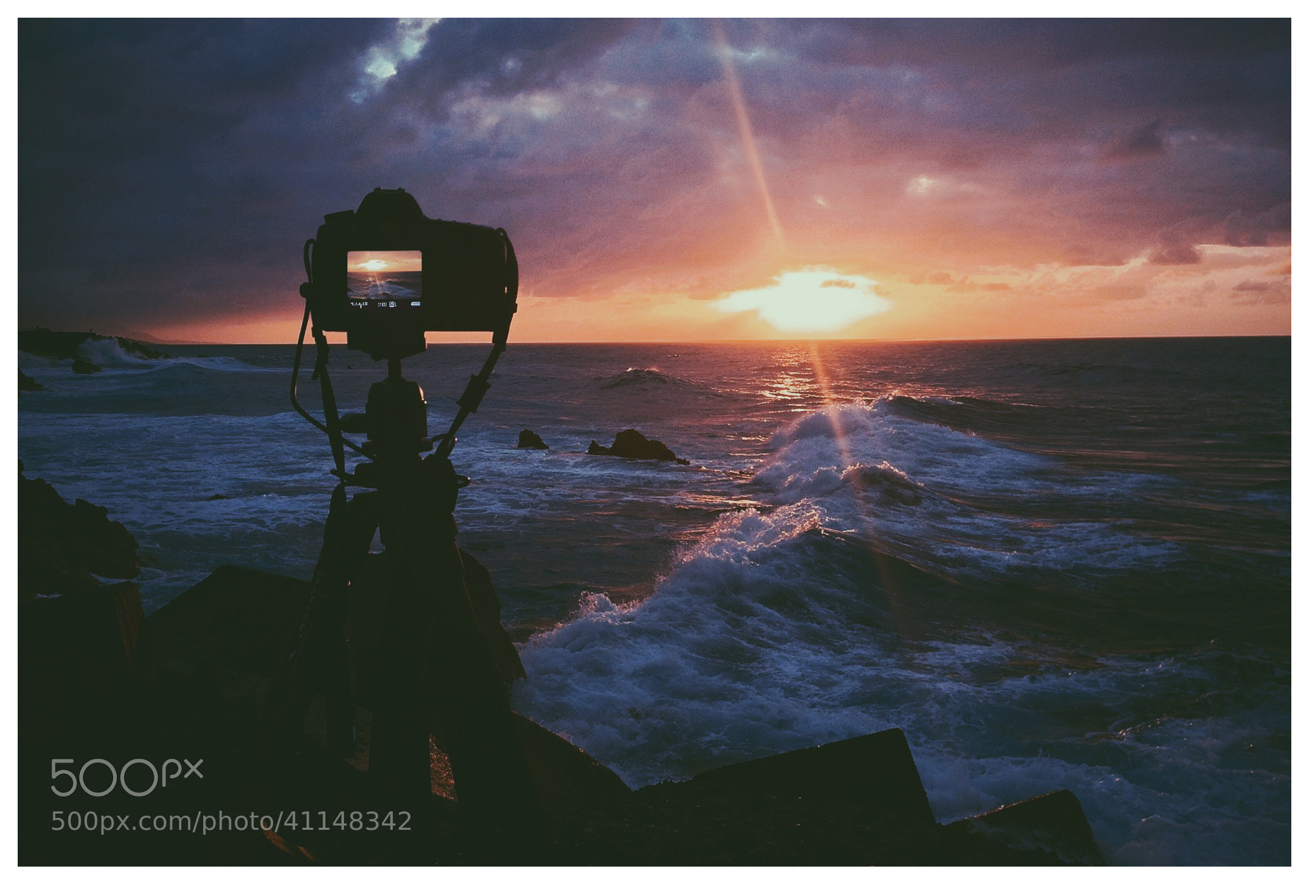 Photograph Tenerife Sunset (iPhone) by Tim Nazarov on 500px