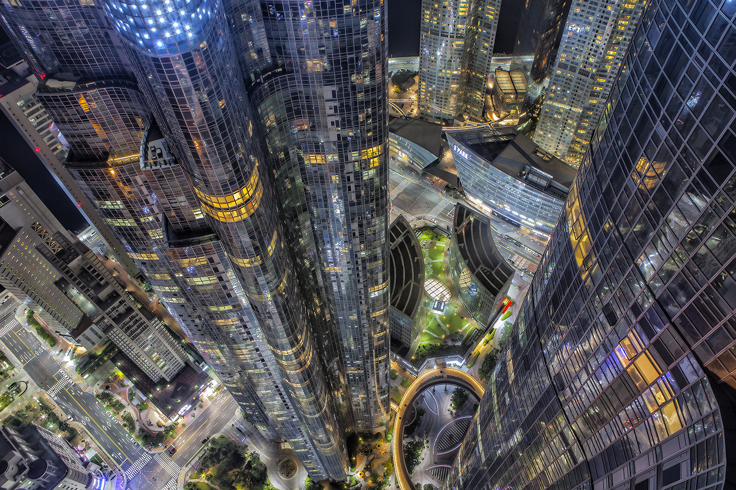 Photograph The Future City by Sky Choi on 500px