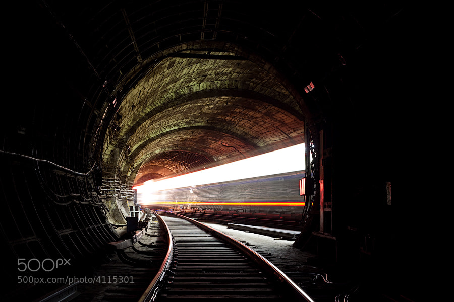 Photograph Сentral underground by Artem Lahtionov on 500px