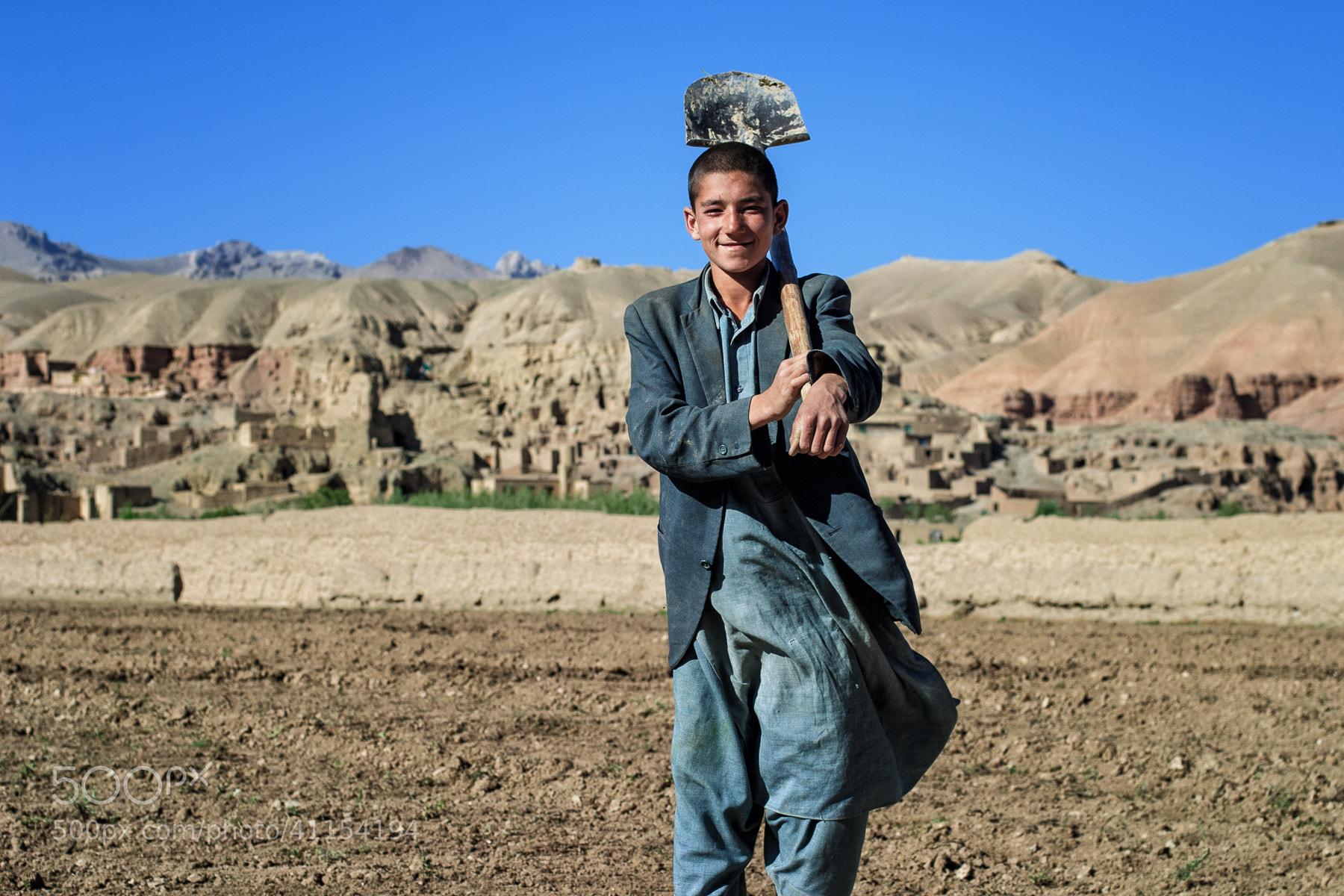 Photograph Smile of Bamiyan by Masashi Mitsui on 500px