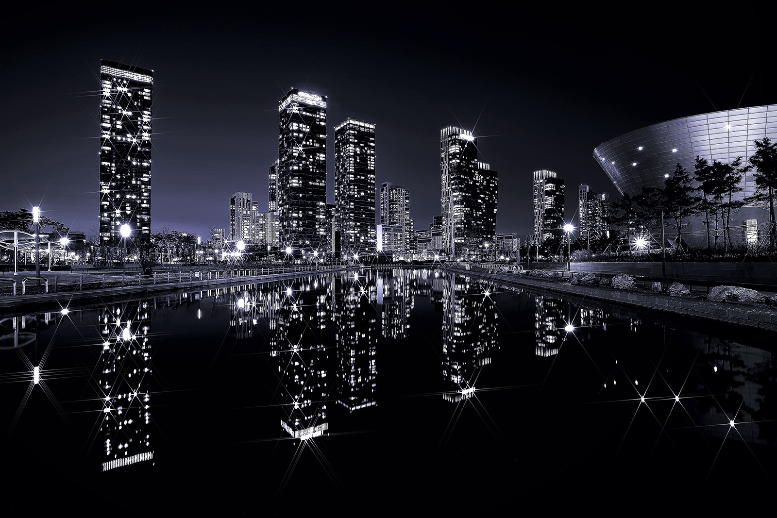 Photograph SongDo by Tony Lee on 500px