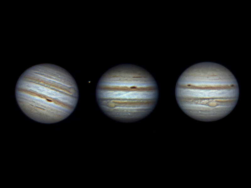 Photograph 3 times Jupiter by Rafael Defavari on 500px