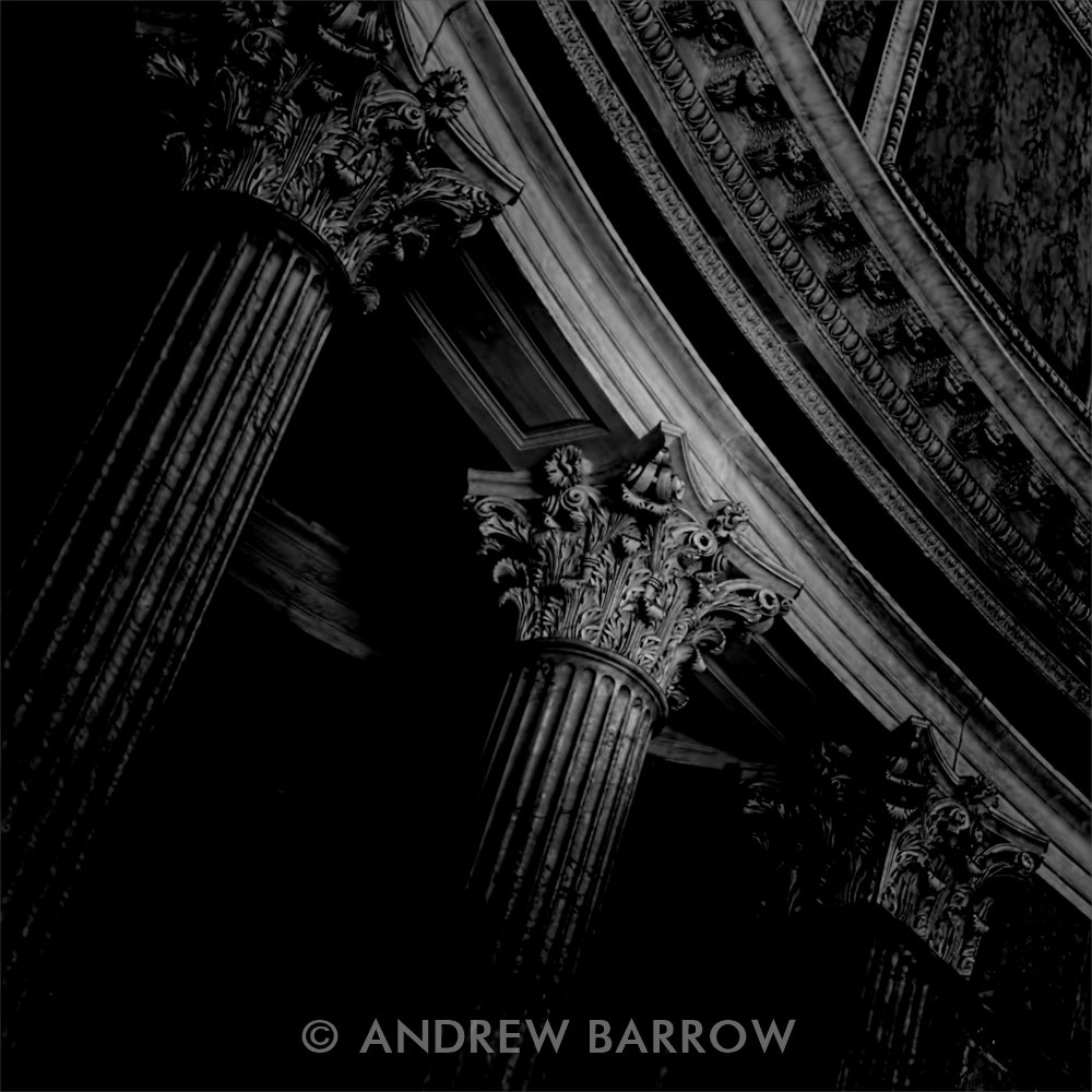Photograph Pantheon Columns , Rome by Andrew Barrow LRPS on 500px