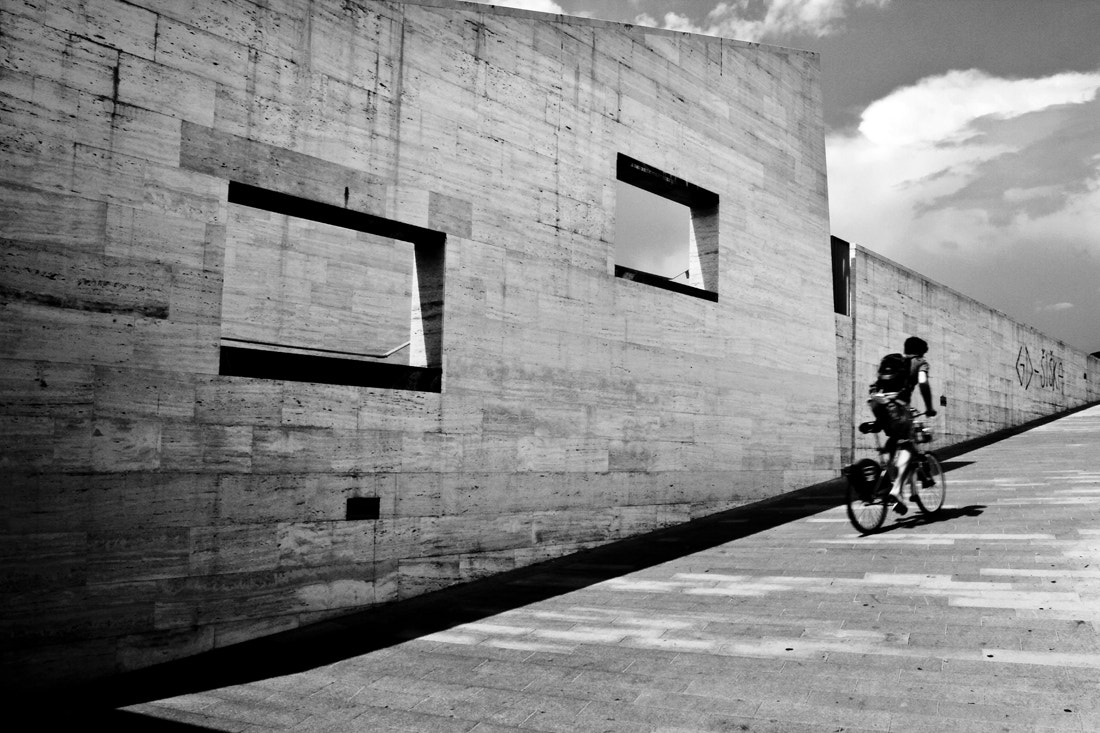 Photograph cyclist by Domen  Dolenc on 500px