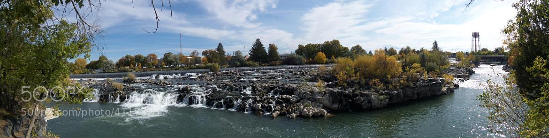 Photograph Idaho Falls by Dannon Loveland on 500px