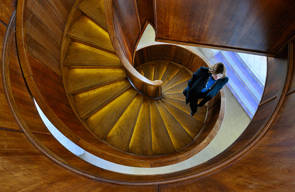 Photograph Spiral up by Izidor Gasperlin on 500px
