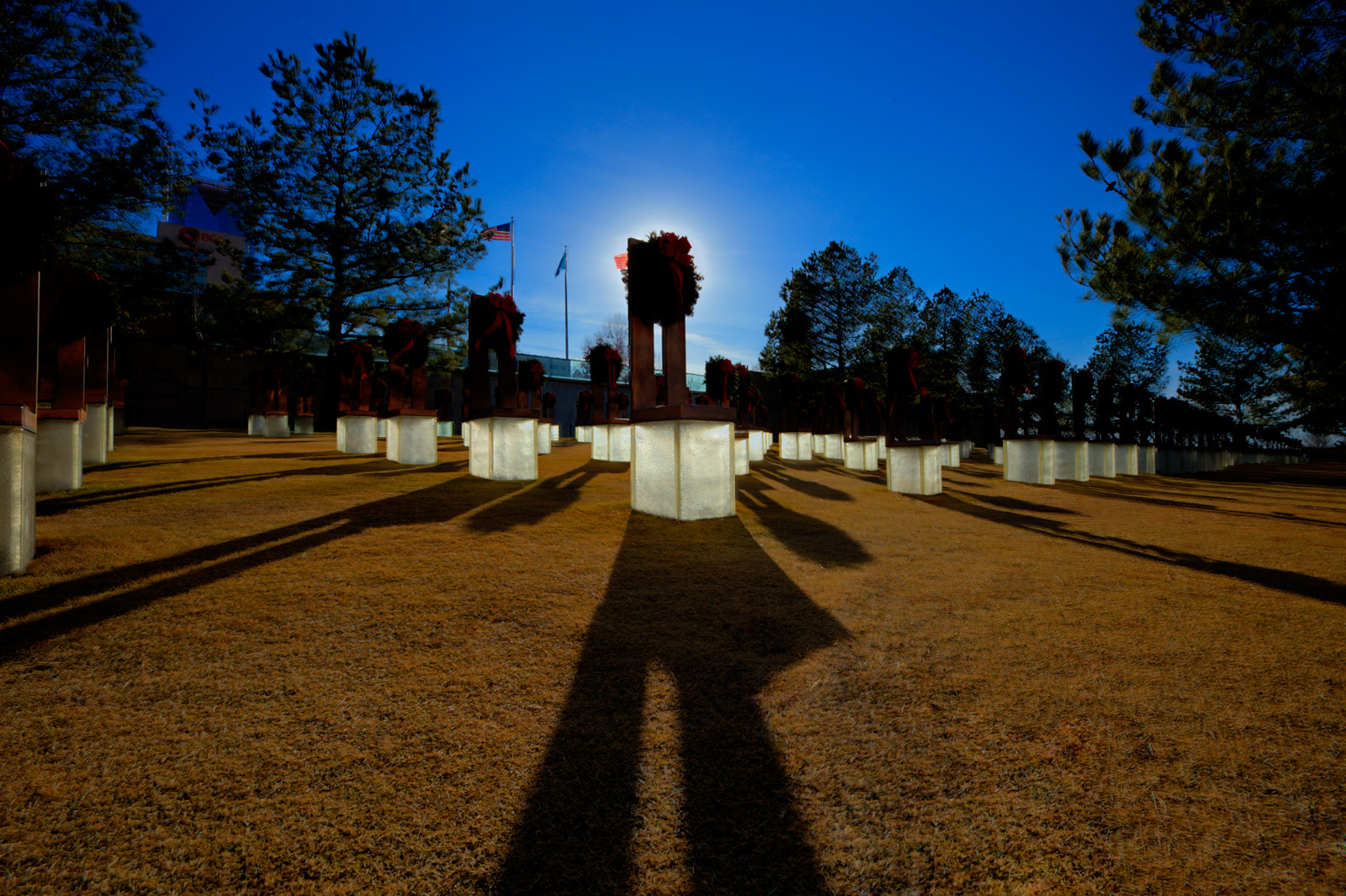 Photograph Oklahoma City Memorial by Kumaran Alagesan on 500px