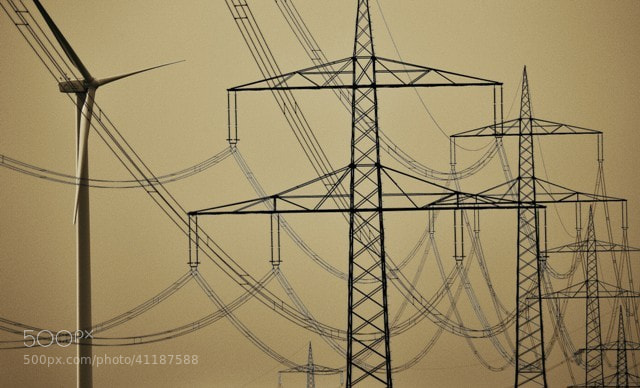 Photograph *electricity* by Rebecca Schink on 500px