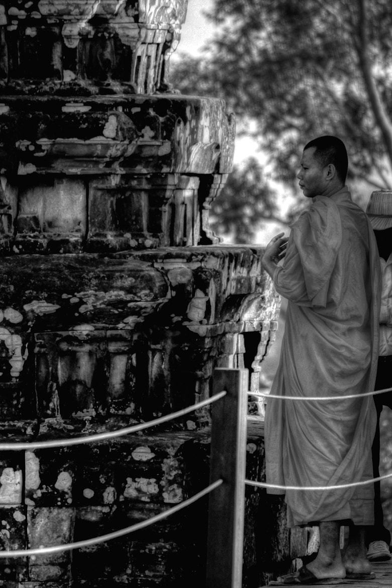 Photograph Monk by KimHour Peuv on 500px