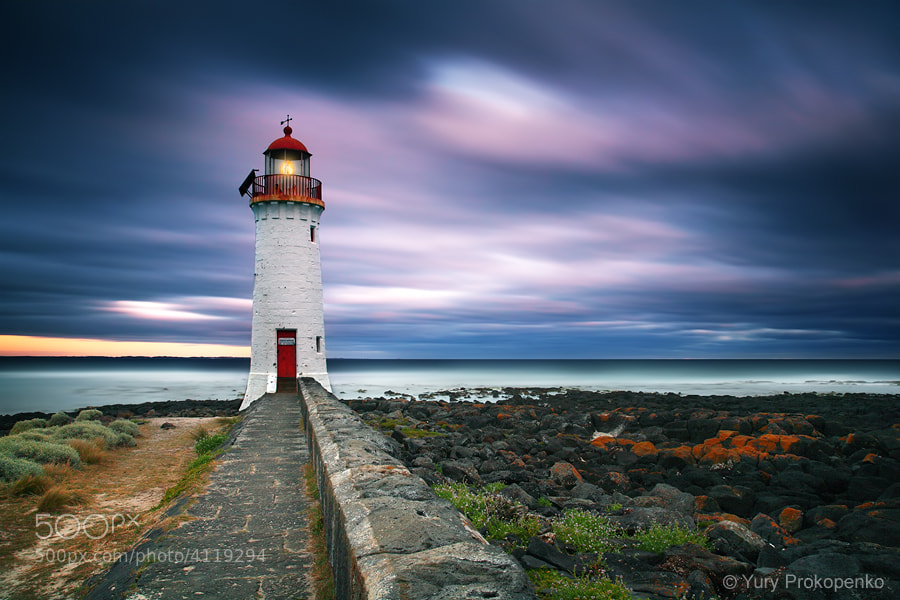 Photograph Griffiths Island Lighthouse by Yury Prokopenko on 500px