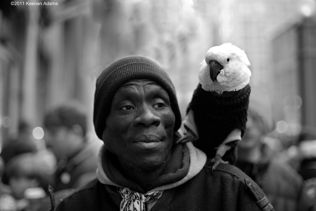 Photograph Homeless and Friendly by Keenan Adams on 500px
