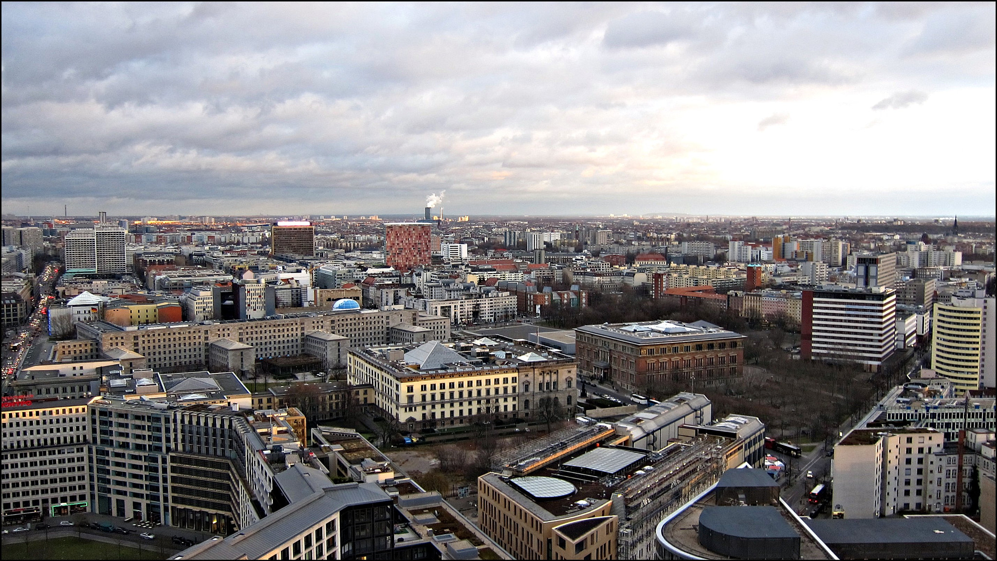 Photograph Berlin Panorama by Øle Gulichsson on 500px