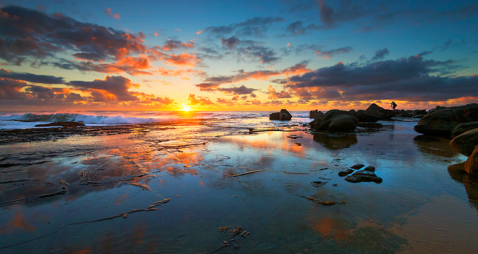 Photograph Forrester beach by Goff Kitsawad on 500px