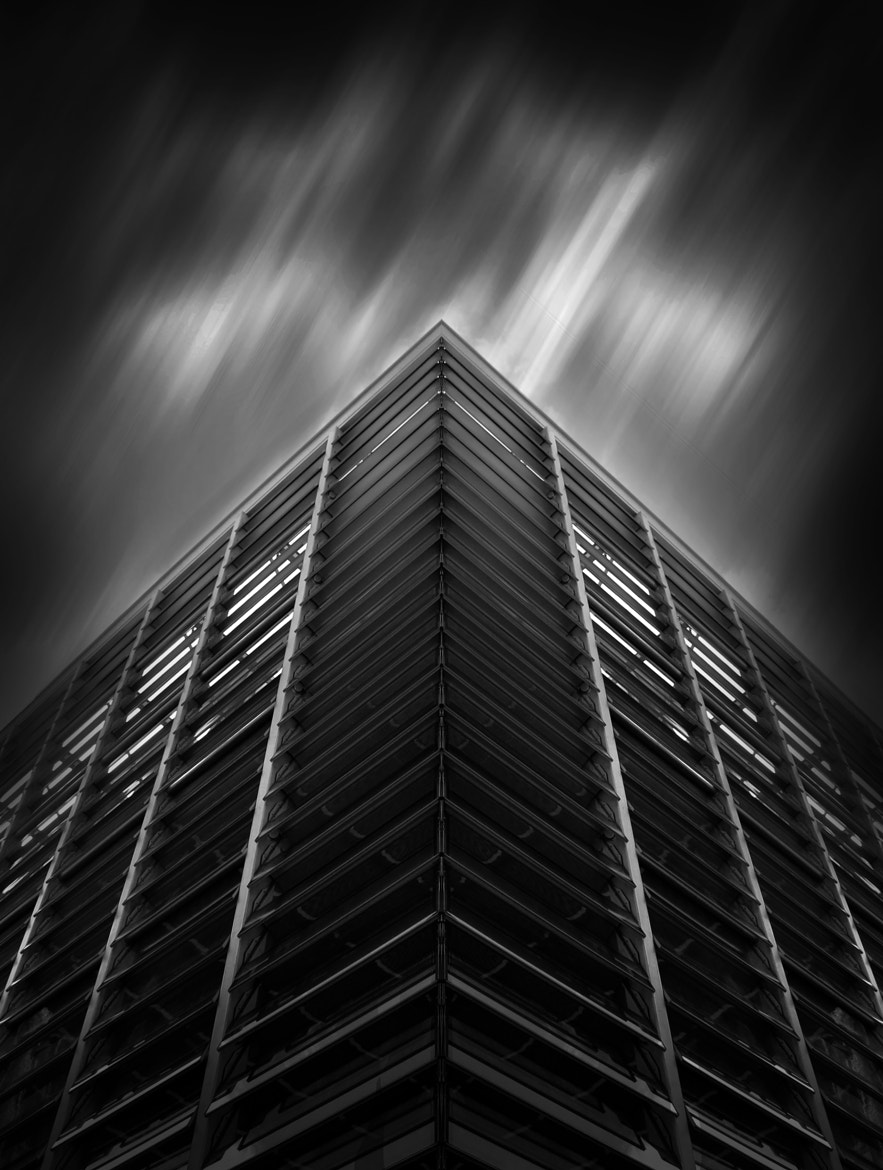 Photograph Dark Lines by Ben  Amies on 500px