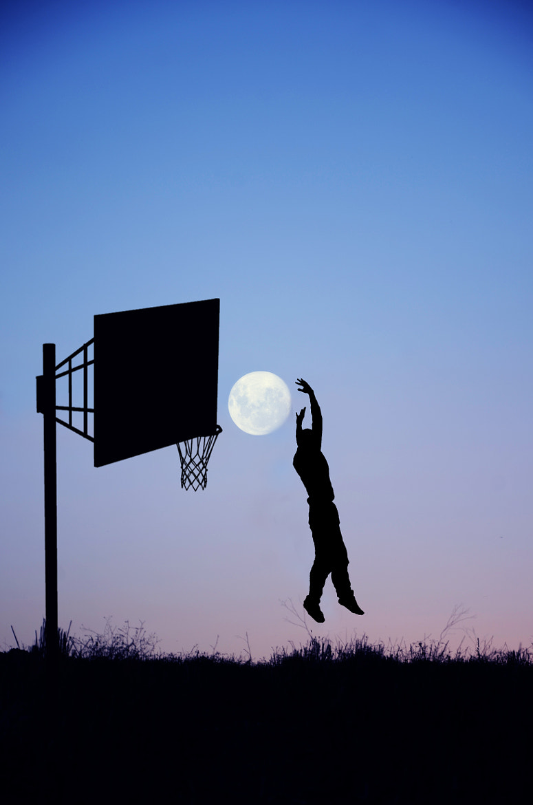 Photograph Slam Dunk by Adrian Limani on 500px