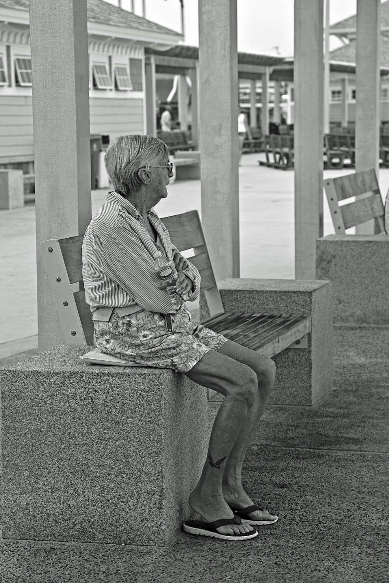 Photograph Waiting by John Hoey on 500px