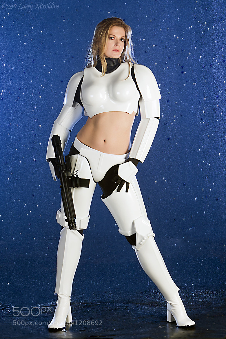 FemTrooper by Larry Missildine on 500px.com