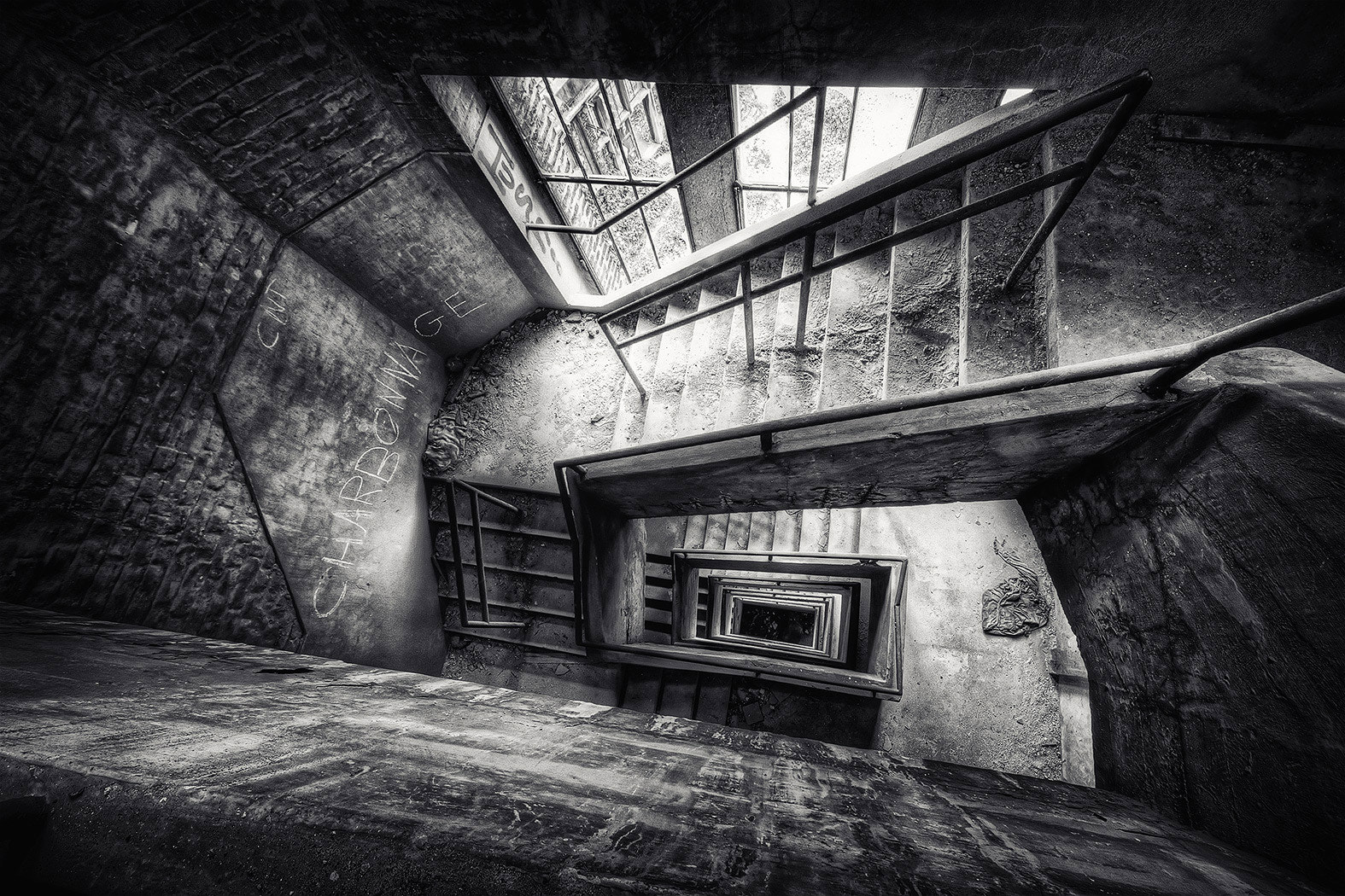 Photograph Stairs of Cheratte by Alain Dejeaifve on 500px