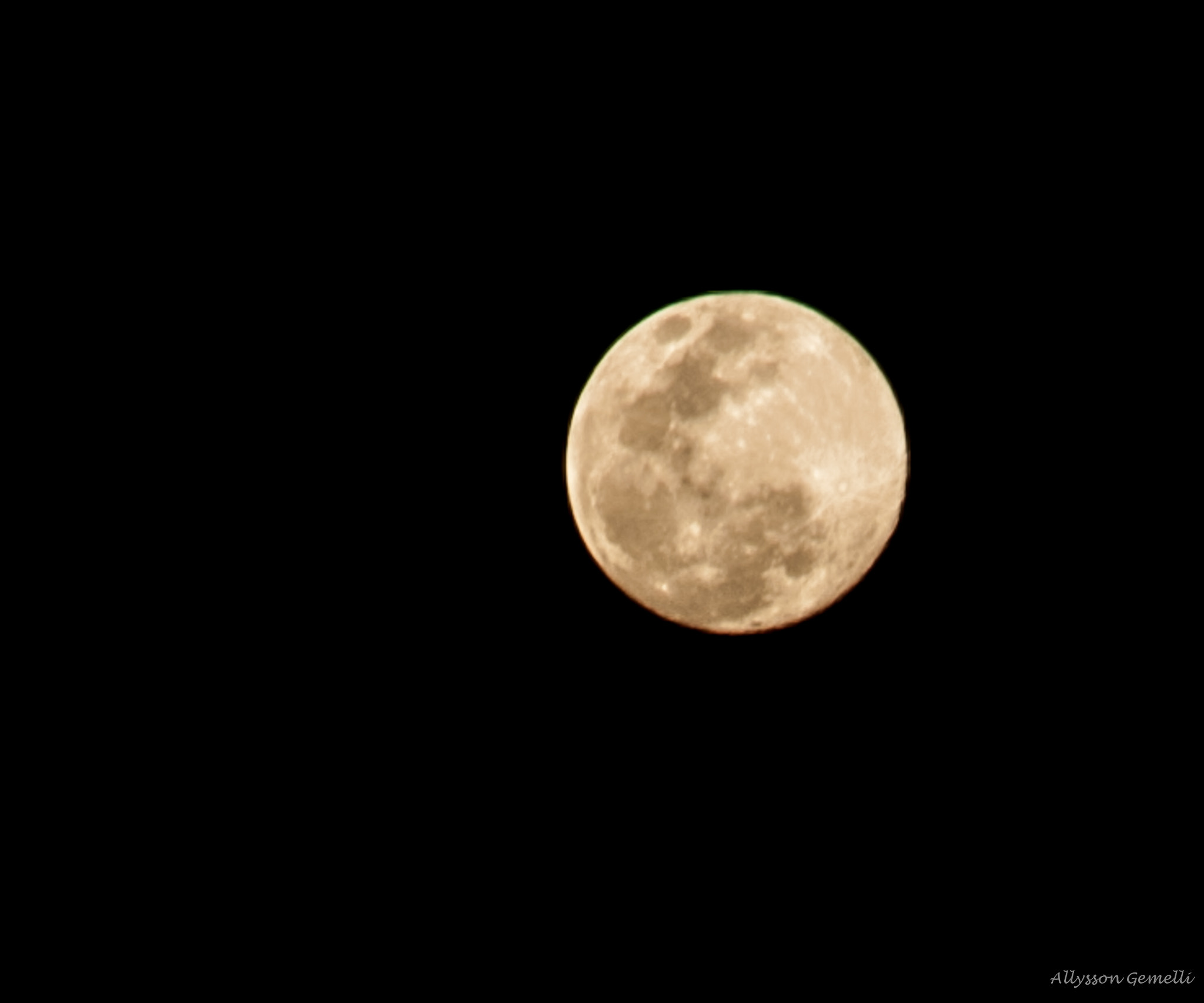 Photograph Moon in Brazil by Allysson Gemelli on 500px
