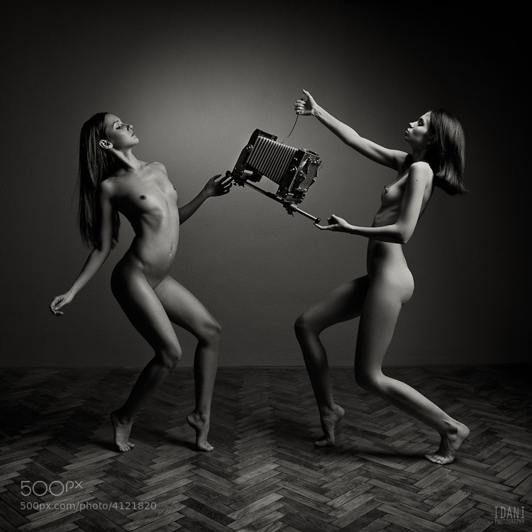 duo photo - The Nude Photographer by Daniel Ilinca