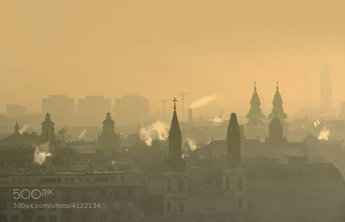 Photograph Budapest morning by Tibor Mester on 500px