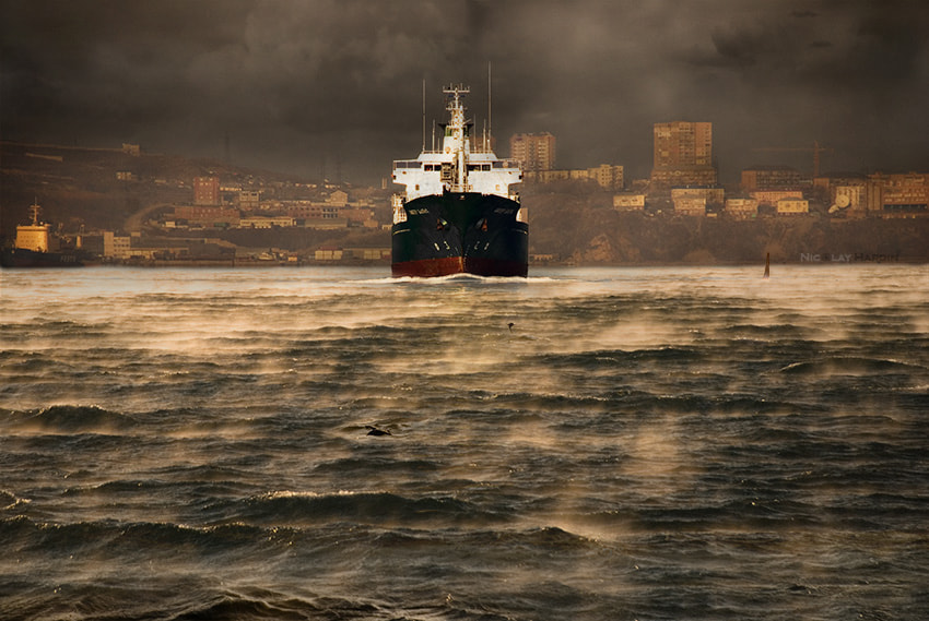 Photograph Vessel by Nicolay Hardin on 500px
