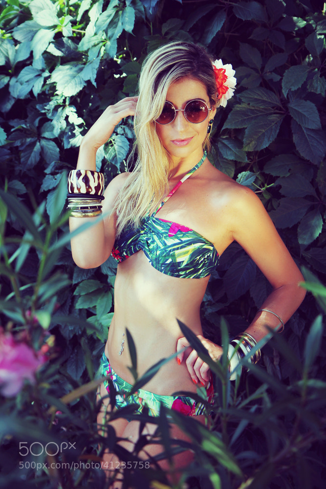 Photograph Summer's Girl II by Caroline GIFE on 500px