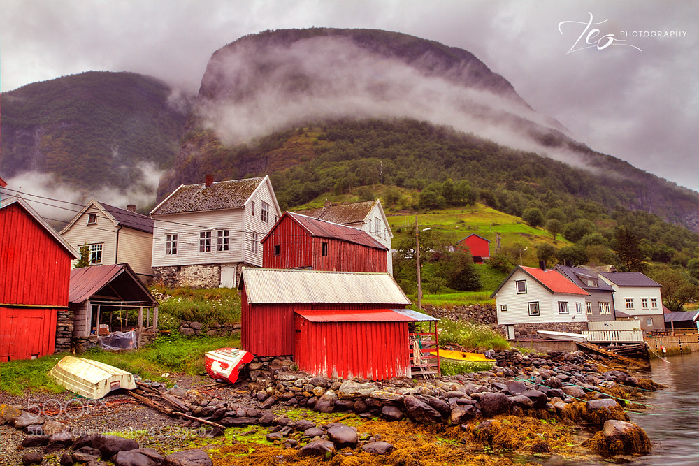 Photograph Fjordland 1 by Lars Hellebø (Teo) on 500px