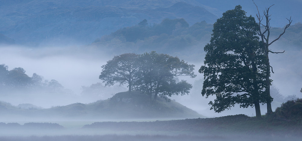 Photograph Mists of Cumbria by Adam Burton on 500px