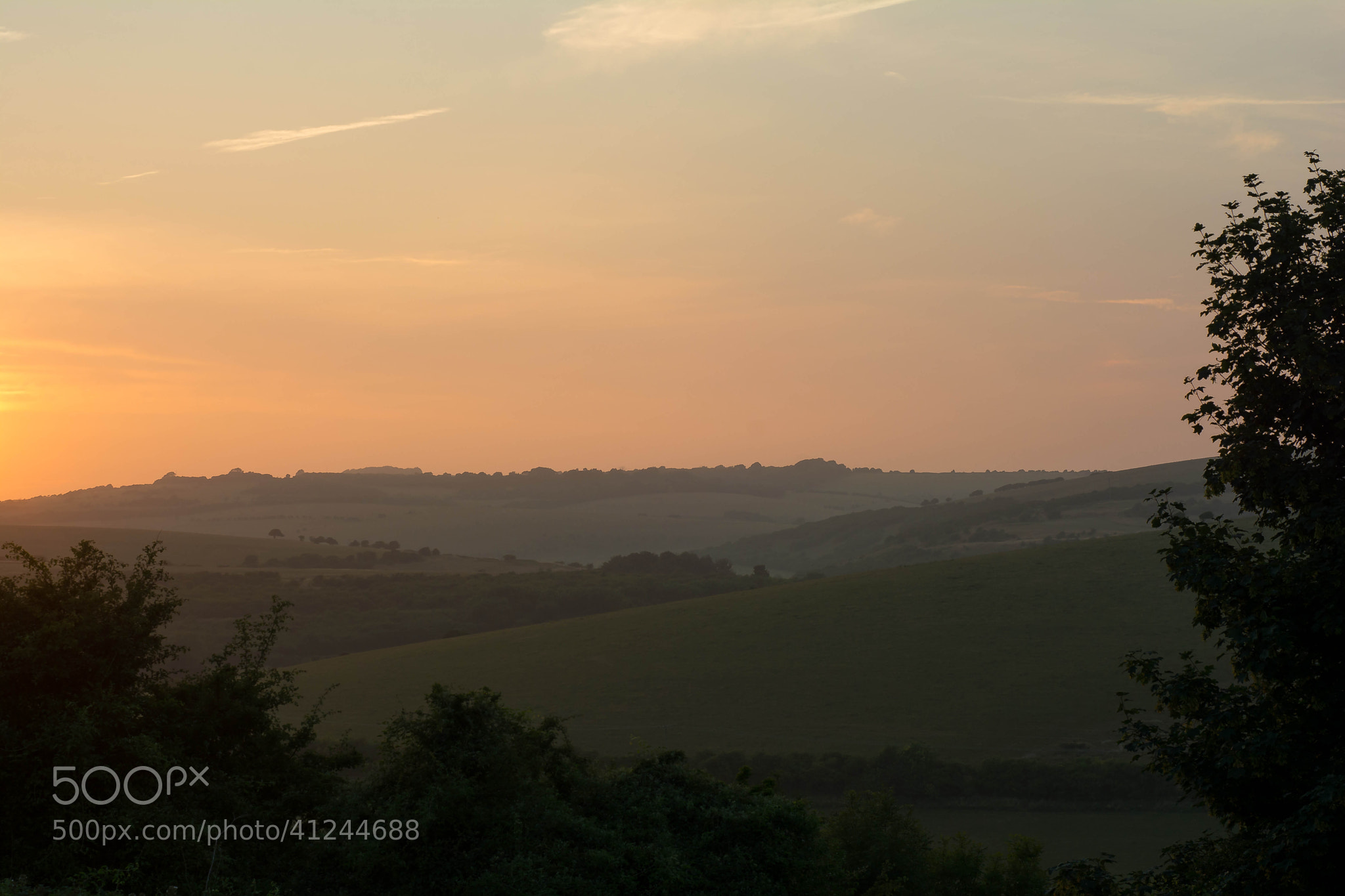 Photograph My New D7100 Roadtest - South Downs by julian john on 500px