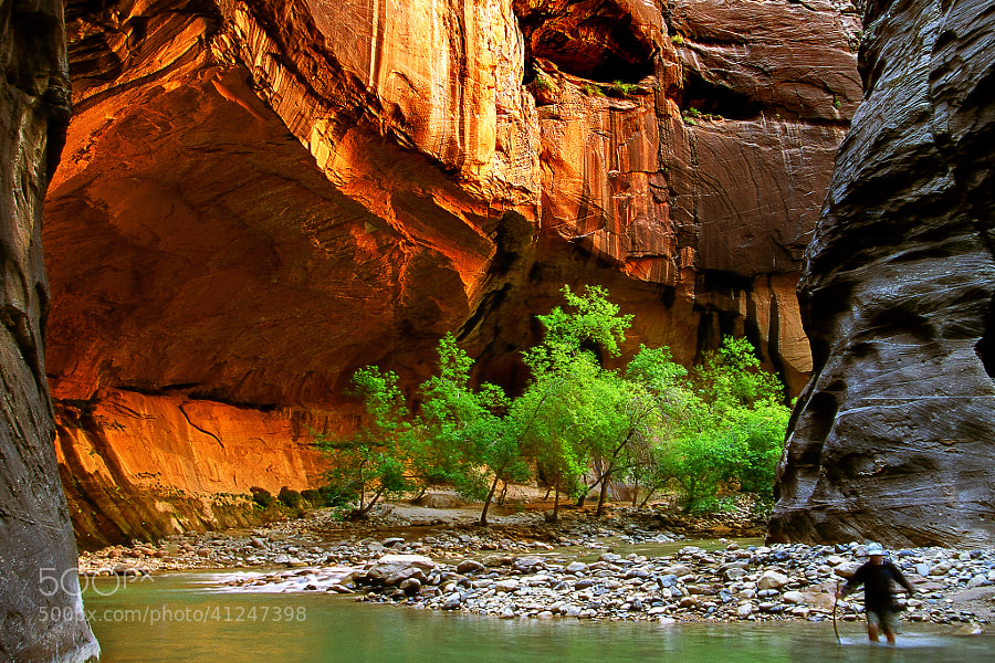 Photograph Zion by Maurice Pitre on 500px
