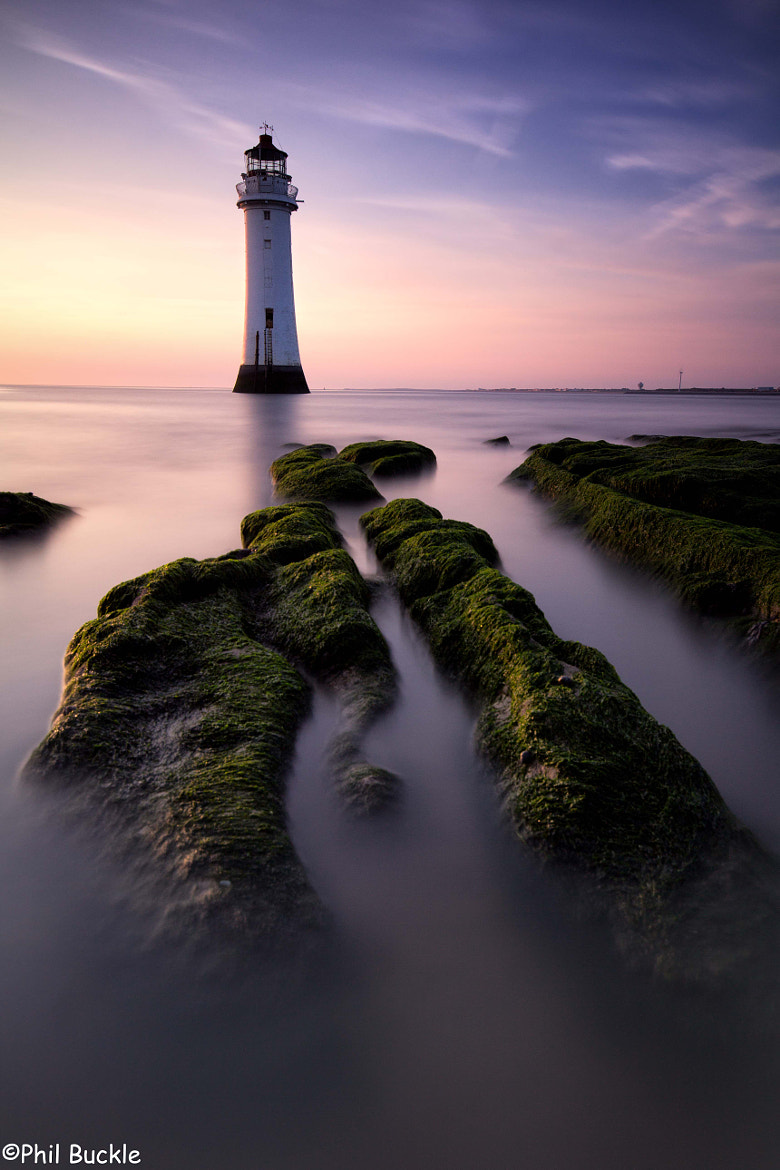 Photograph New Brighton Lighthouse by Phil Buckle on 500px