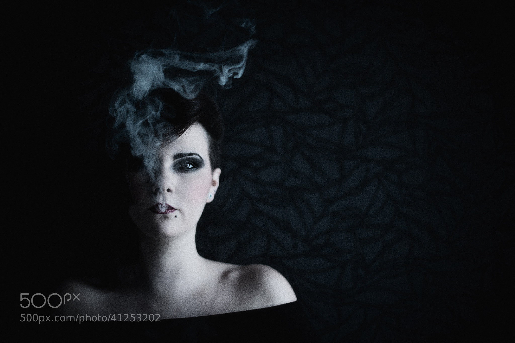 Photograph Smoking by Paolo Scarano on 500px