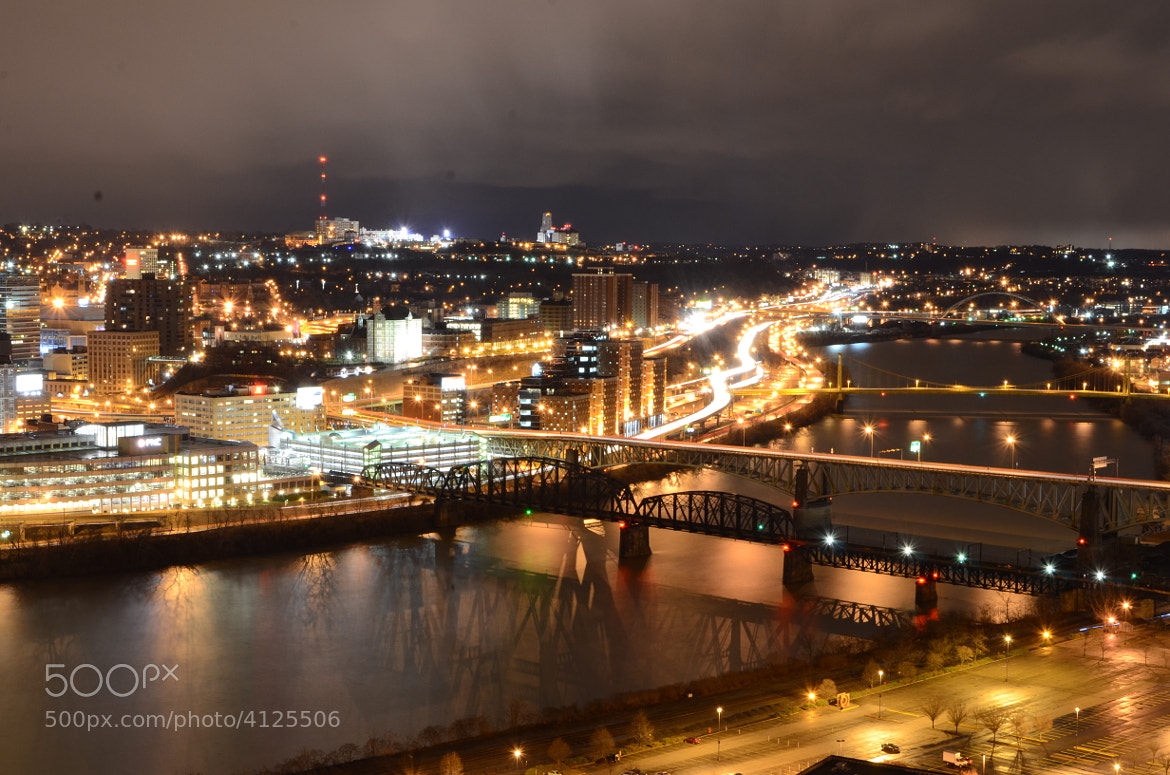 Photograph Bridges of Pittsburgh by Sam Commarato on 500px