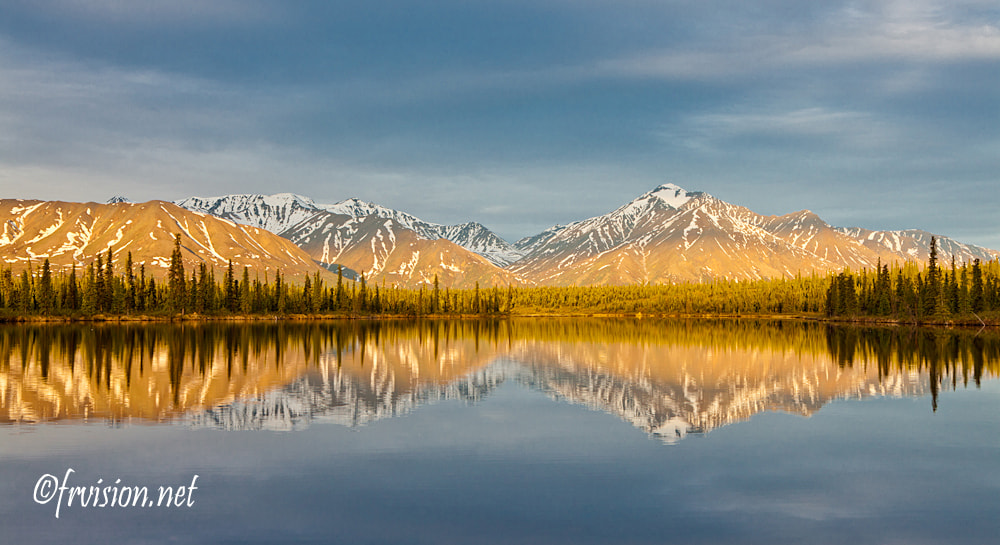 Photograph Reflections in Alaska by Javier Fores on 500px